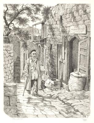 Safad, in Galilee