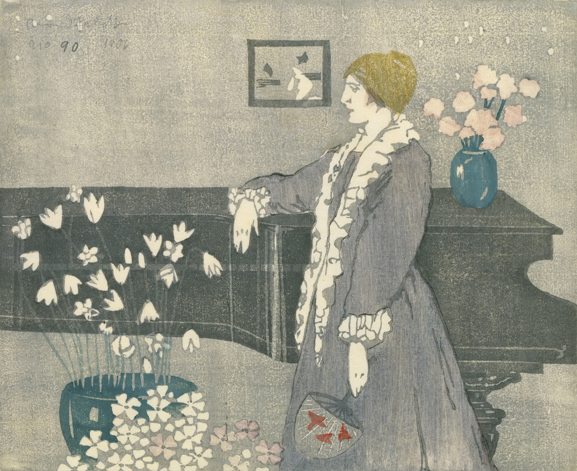 Image for The Piano (The Lady at the Piano)