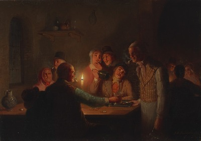Dutch Tavern Scene
