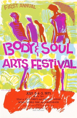 First Annual Body and Soul Arts Festival