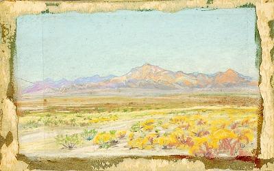 Desert Landscape (#69)