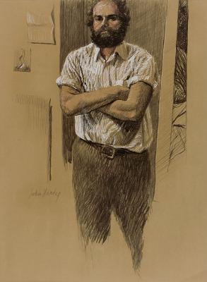 Portrait of an Artist: Nicholas Sperakis