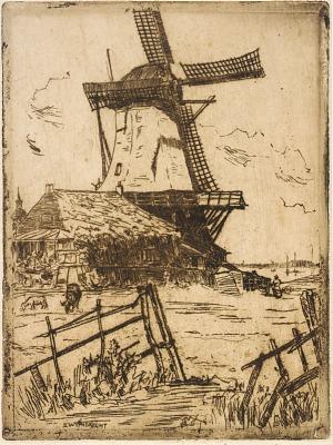 Windmill, Zwyndrecht