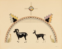 Ram and Antelope