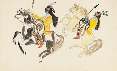 Mounted Warriors