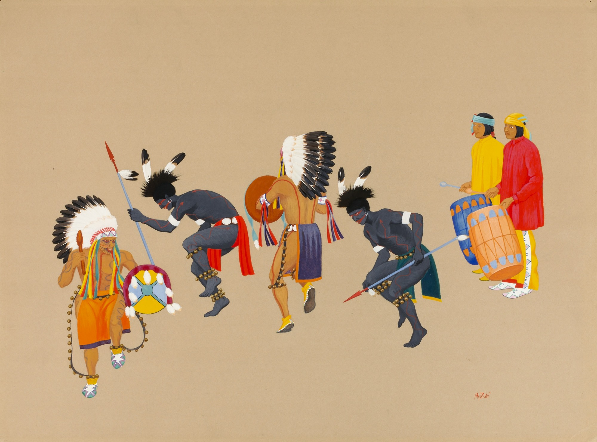 Image for Comanche Dance