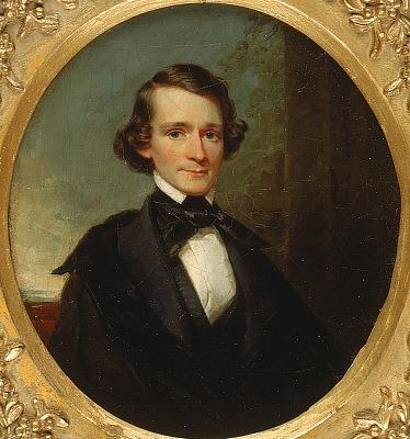 Portrait of a New York Gentleman