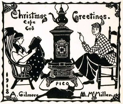 Christmas Greetings 1918