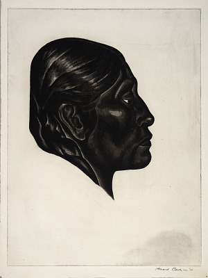 Head of Guerrero Woman