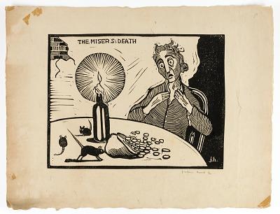 The Miser's Death
