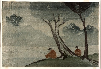 Anglers, The Mist