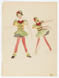 Girl's Costume