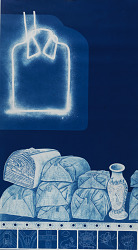 (From Blue Print series) #19, Sam's Cleaners