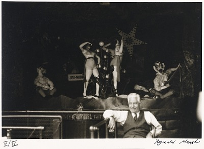 Untitled--Mannequins on Stage, from the portfolio Photographs of New York