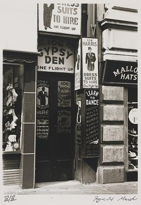 Untitled--Gypsy Den, from the portfolio Photographs of New York