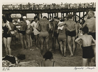 Untitled, from the portfolio Photographs of New York