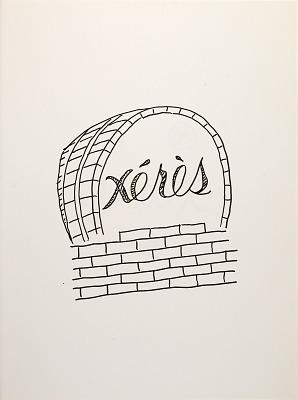 Xérès (recto); La fin (verso)