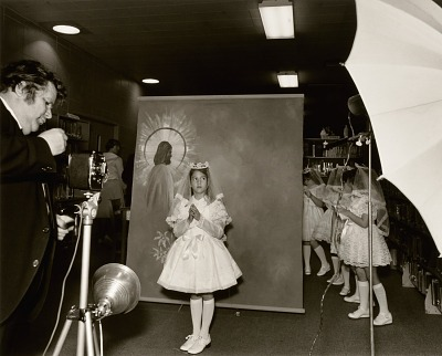 First Communion (from East Baltimore Documentary Photography Project)