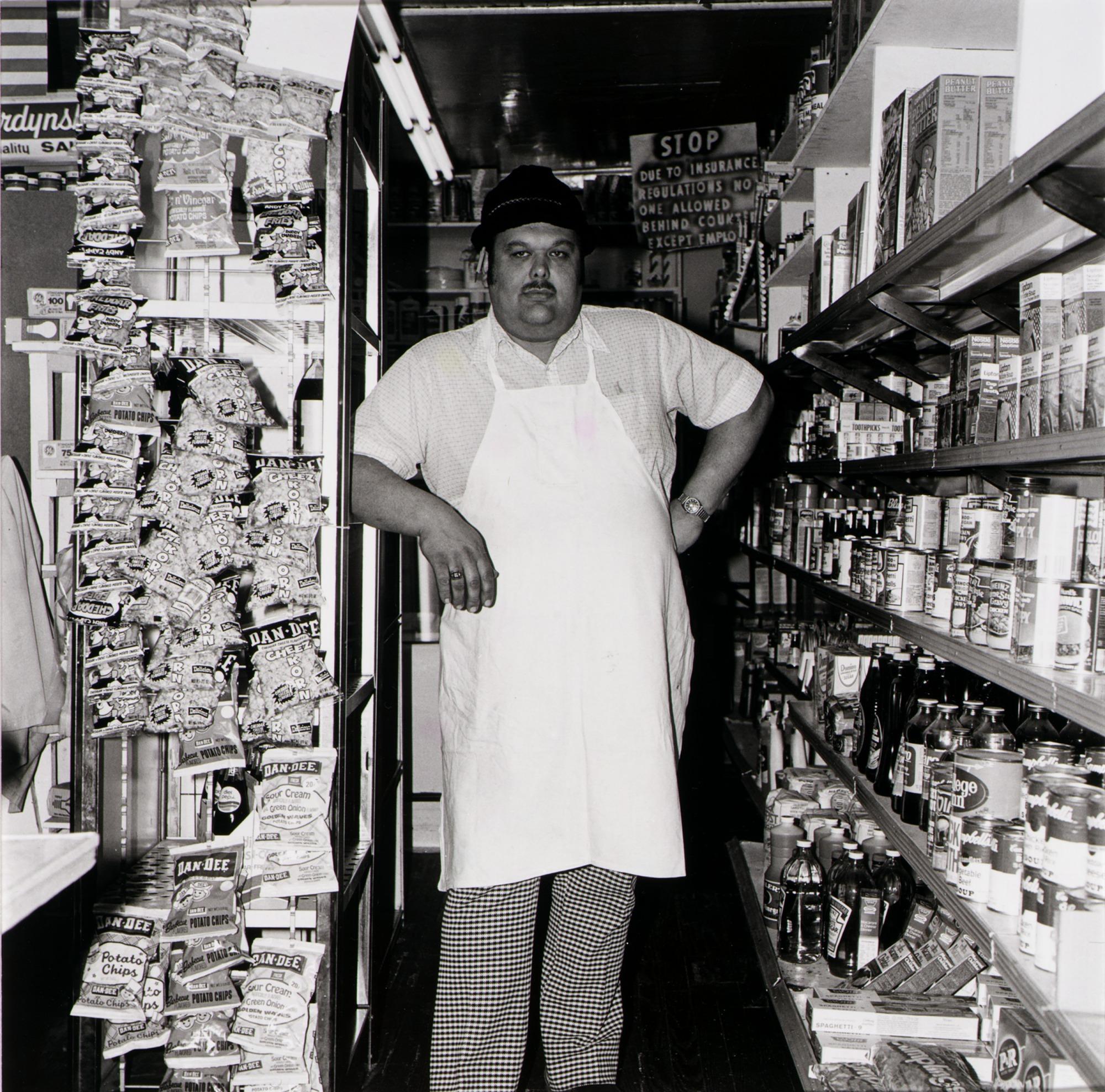 Lovejoy, from Portrait of Buffalo (Buffalo, New York Documentary Survey Project)