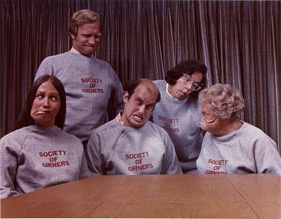 Group Portrait: Society of Girners, Hollywood, California