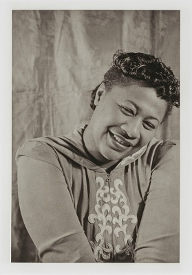 Ella Fitzgerald, from the unrealized portfolio