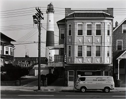 Hudson Fish Market and Absecon Lighthouse, Atlantic City, NJ