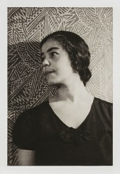 """Dorothy Peterson, from the unrealized portfolio """"Noble Black Women: The Harlem Renaissance and After"""""""