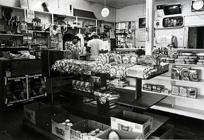 Jules' Grocery Store and Market, 1326 33rd, Galveston, Texas, from