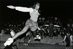 Kashmere High School Cheerleader