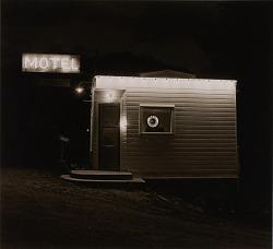 Motel, Highway 85, Deadwood, South Dakota