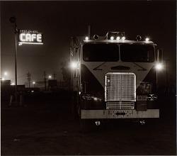 Truckstop, Highway 58, Bakersfield, California
