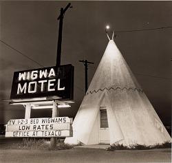 Motel, Highway 66, Holbrook, Arizona