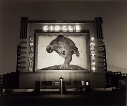 Drive-in theater, Highway 81, Waco, Texas