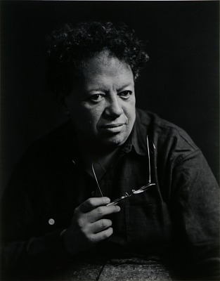 Diego Rivera, from the portfolio