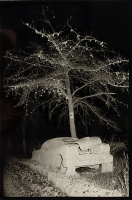 Scene along a Coal Road, Breathitt County, KY
