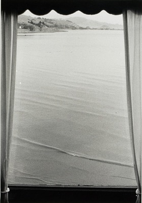 Untitled (window and water)