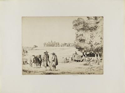 Washington, the Planter (from the portfolio