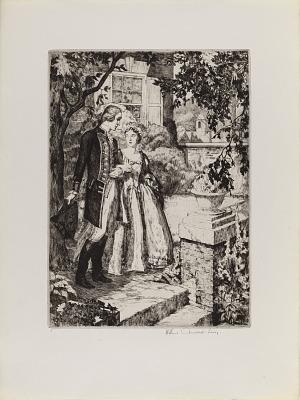 Washington's Courtship (from the portfolio