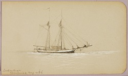 Lumber Boat, Mackinac
