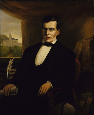 Portrait of Freeman Cary