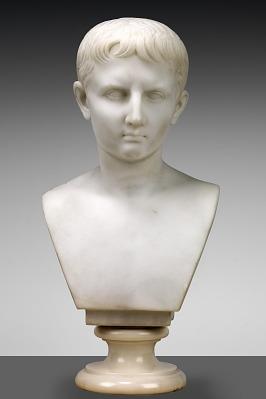 Young Octavian