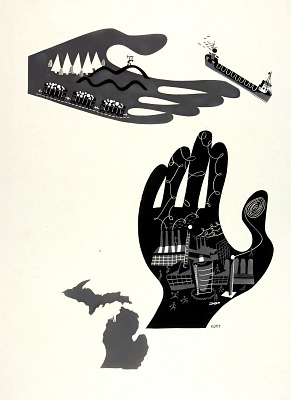 Michigan, from the United States Series