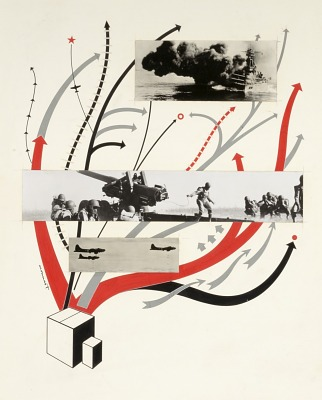 Paperboard Rides the Road to War, from the Early Series