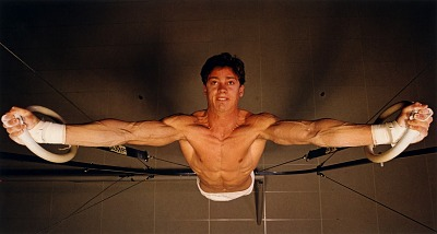 Mitch Gaylord, Gymnast, Los Angeles, from the series Shooting for the Gold
