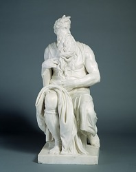 Moses (after Michelangelo)