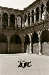 Mexico City (Boys in School Yard)