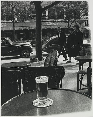 From Cafe Table, Paris