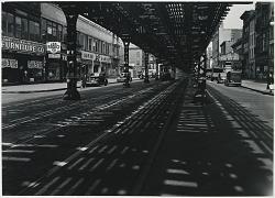 Third Avenue under the El