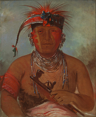 Wée-ke-rú-law, He Who Exchanges