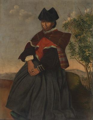 Aymara Woman